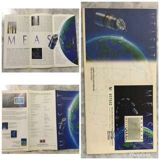 First Day Cover - MEASAT