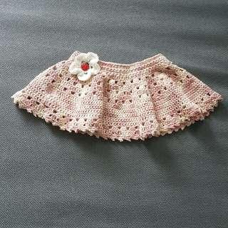 Baby skirt for 12m