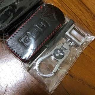 Mitsubishi keyless entry pouch