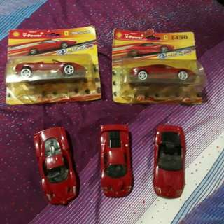 Shell collectibles