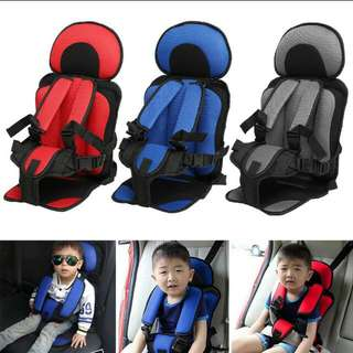Kids Stroller Car Seat 1-4 Years Old (Blue Color)