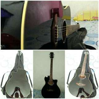 Guitar Costum yamaha