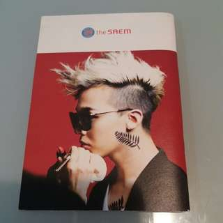 the SAEM × GD mini album