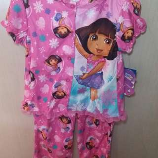 全新Dora童裝睡衣3T