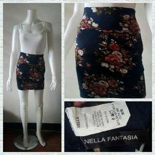 Nella Fantasia Floral Tube Skirt