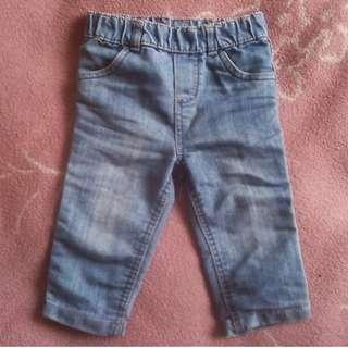 Belgium Brand Denim Pants