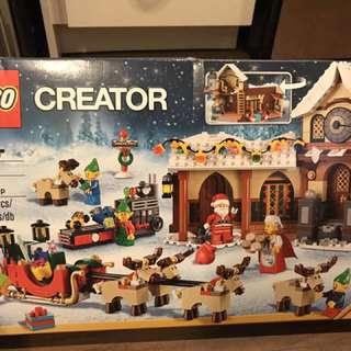 Lego Creator - Santa's Workshop (expert)