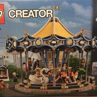 Lego Creator - Carousel