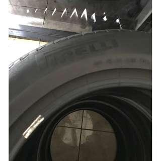 Ban RFT Pirelli Cinturato P7 225/60/17 2pcs Original BMW
