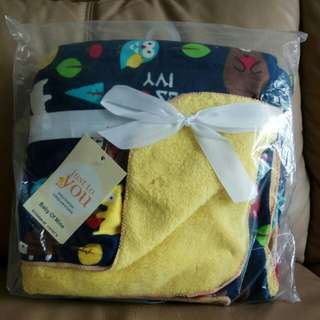 Brand New Fleece Baby Blanket