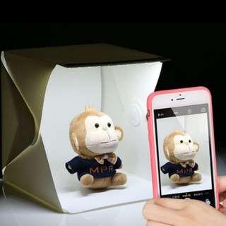 Photo Studio Light Box Soft LED Portable Backdrop