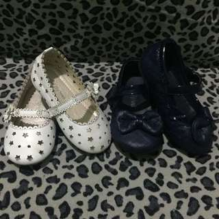 Meet my Feet Shoes/ shoes for little gir(white and blue shoes for sale)