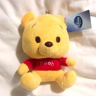 Winnie the pooh 小熊維妮 掛身小錢袋
