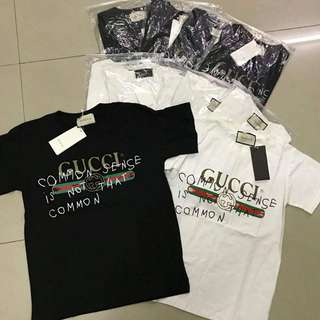 Ready Stock Gucci common sense