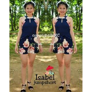 Isabel Terno Short ♥