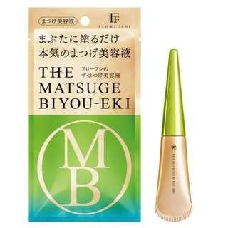 現貨日本FLOWFUSHI MOTE MASCARA 睫毛美容液 睫毛膏 THE MATSUGE BIYOU-EKI