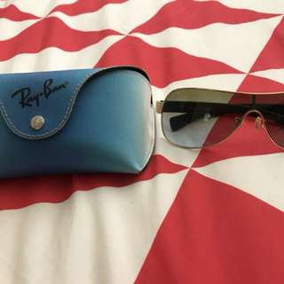 New Unused Rayban Sunglasses
