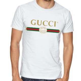 Kaos t-shirt gucci man
