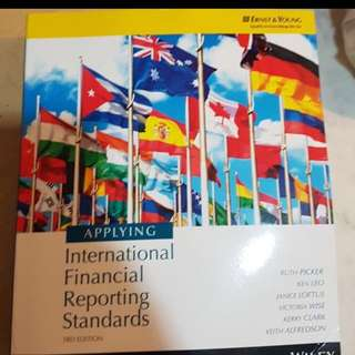 applying ifrs international financial standards textbook accounting university college coursebook