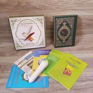 Jual Al-Quran Pen Digital PQ 05 - Alat Baca Alquran Modern PQ05