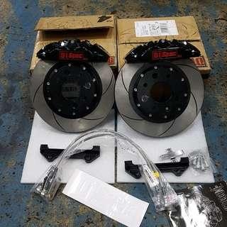 D1 Spec Front Brake Kit