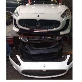 Car Bumper -  Maserati Bodykits - Bodykit for all make cars