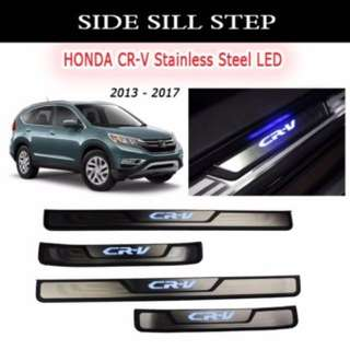 Side Steel Step - CRV 17