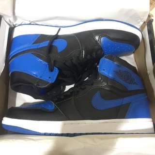 Air jordan 1 royal blue authentic quality