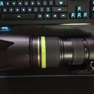 Tamron SP AF 70-200 F2.8 (Nikon Mount)