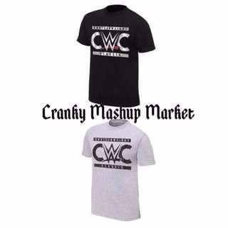 Cruiserweight Classic WWE Apparel (CMM-WA)