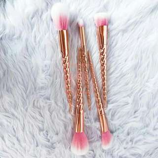 Unicorn Brush Rose Gold
