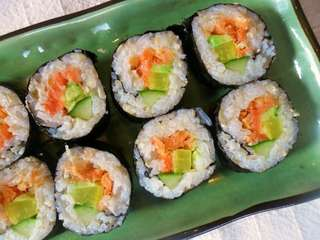 Kimbap Korean Sushi