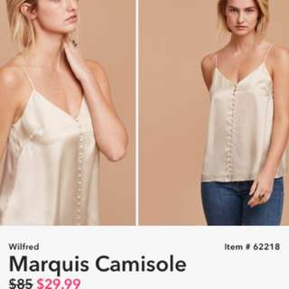 Wilfred Marquis Blouse