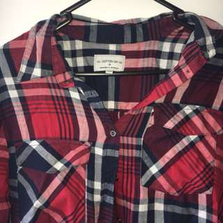 Plaid Jumper Cotton On