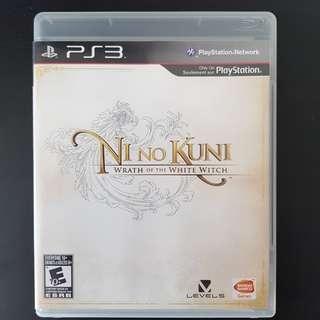 Ni No Kuni PS3 Game JRPG