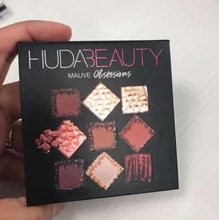 HUDA Beauty Mauve Obsessions (Authentic)