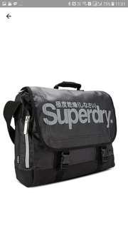 正版 Superdry Loptop Bag 全新 極度乾燥