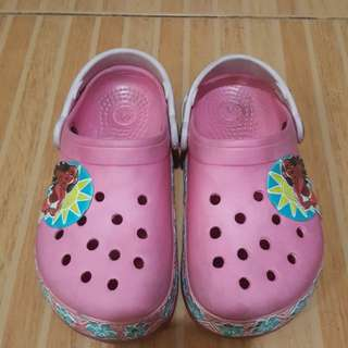 Crocs Moana with light