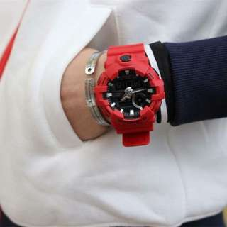 GA-700 RED SERIES WATCH