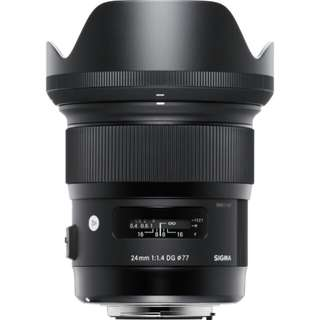 Sigma 24mm f/1.4 DG HSM Art Lens