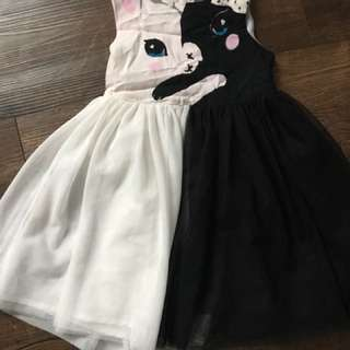 H&M kitty Dress