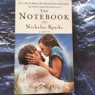 Nocholas Sparks: The Notebook