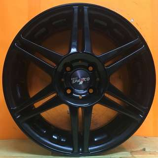 16 inch SPORT RIM ORIGINAL SPARCO RACING WHEELS