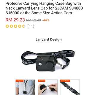 MULTIFUNCTION CASE SJCAM
