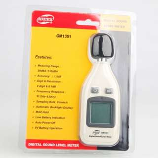 Brand New BENETECH DIGITAL SOUND LEVEL METER GM1351 selling at 22