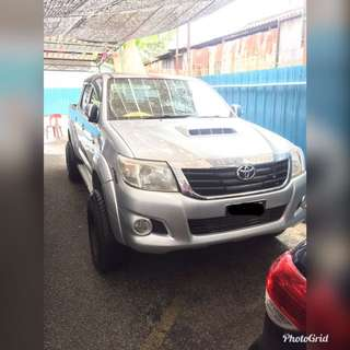 Toyota Hilux 2.5(A) G