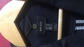 Original MANGO Navy blue blazer for women