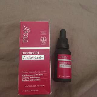 Brand New Trilogy Anti-Oxidant Rosehip oil