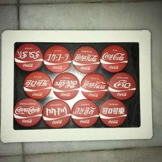 Coca-cola Magnet Collection