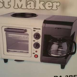 Rasonic Breakfast Maker